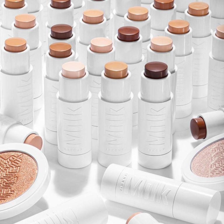 Flex Foundation & Highlighter de Milk Makeup Square
