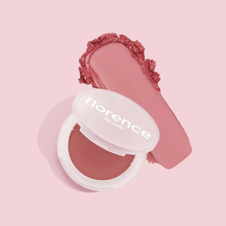 Florence by Mills Cheek Me Later Cream Blush Swatch