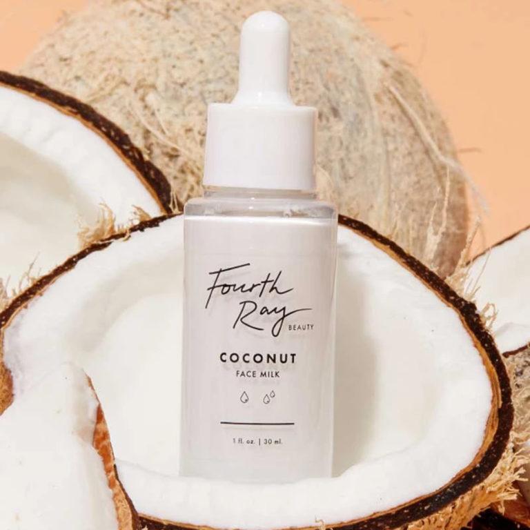 Fourth Ray Beauty Coconut Face Milk 1b