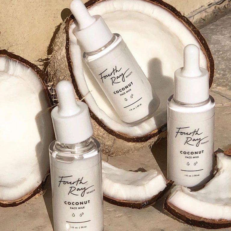 Fourth Ray Beauty Coconut Face Milk 3
