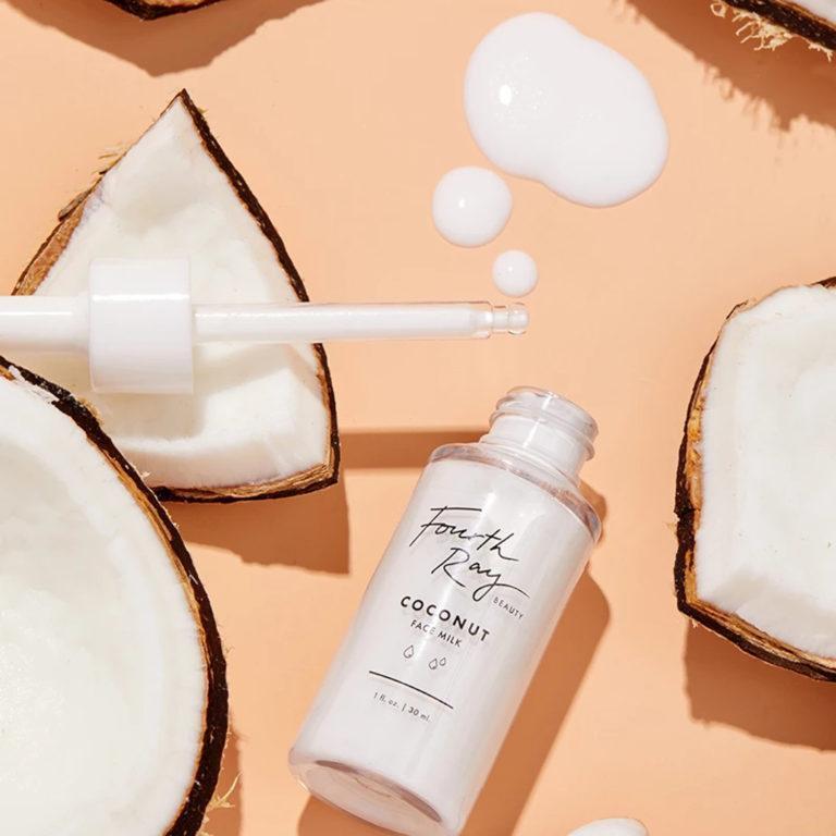Fourth Ray Beauty Coconut Face Milk Main