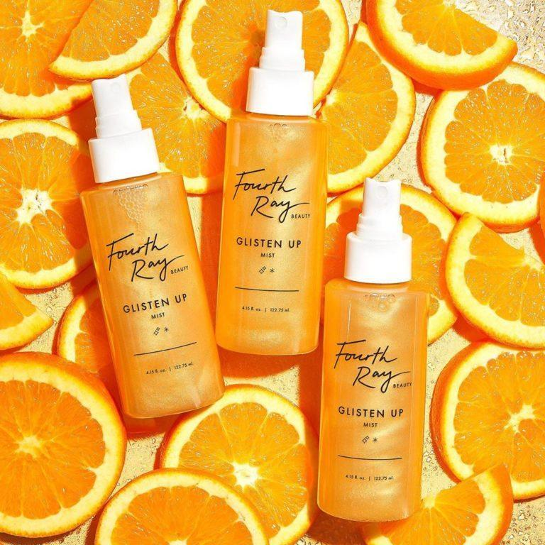 Fourth Ray Beauty Glisten Up Vitamin C Mist