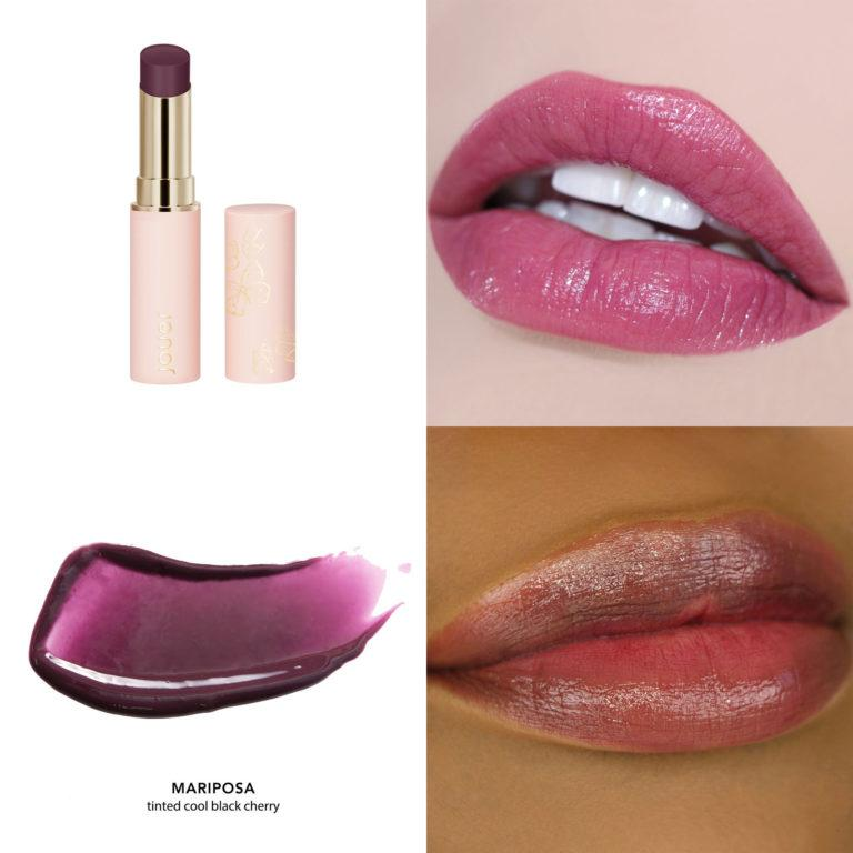 Jouer Cosmetics Essential Lip Enhancer Shine Balm Mariposa