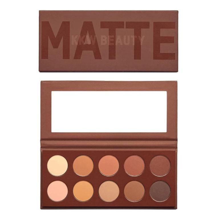 KKW Beauty The Mates Collection Pallette Cocoa