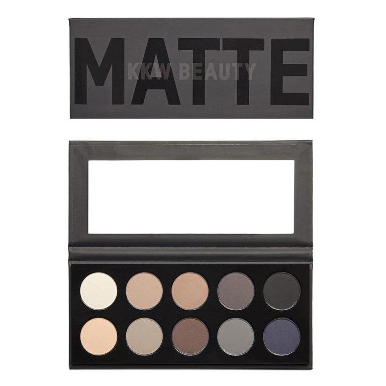 KKW Beauty The Mates Collection Pallette Smoke
