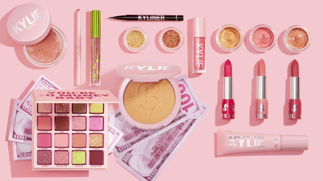 Kylie 22th Birthday Collection Full Collection Header