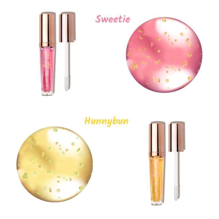 LA Colors ultra hydrating Lip Oil in Sweetie y Hunnybun
