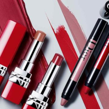 Labiales Power Look collection de Dior