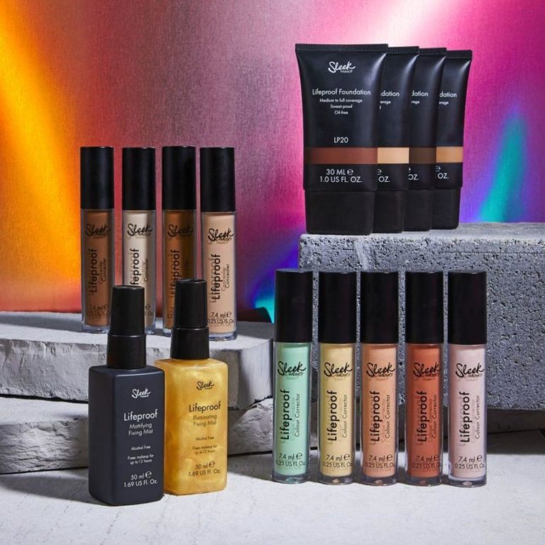 Linea Liveproof de Sleek Makeup