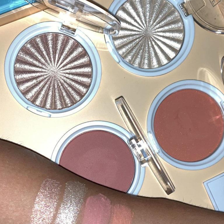 Ofra X Madison Miller Baked Highlighters and Blushes