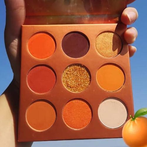 Paleta monocromatica naranja