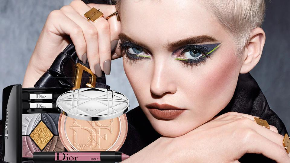 Power Look collection de Dior Portada