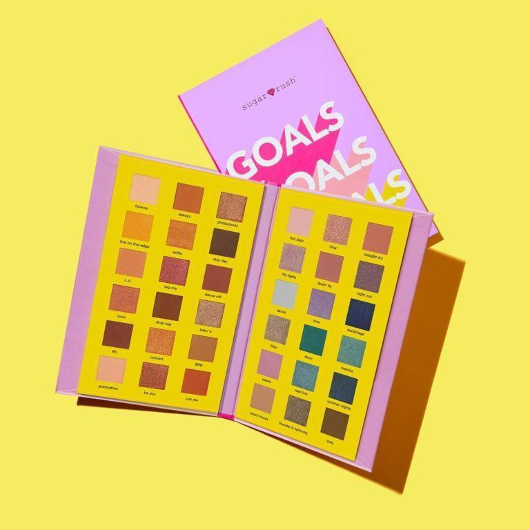 Sugar Rush Goals goals goals palette