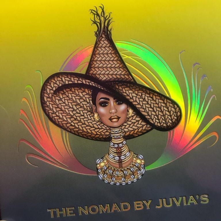 The nomad palette Juvia's Place