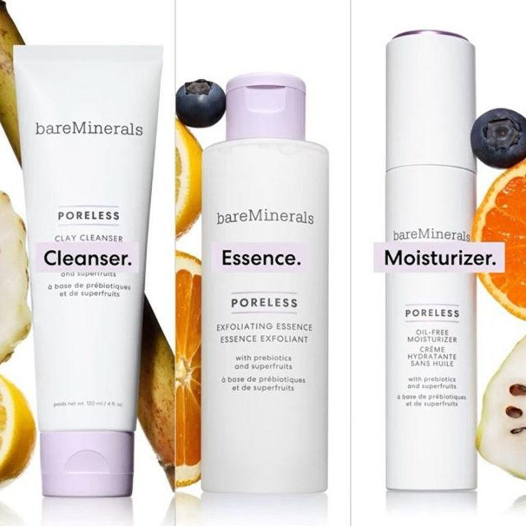 bareMinerals The Poreless Collection Products