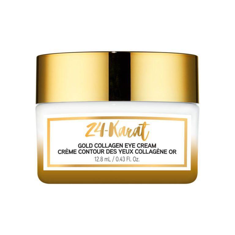 24 Karat Gold Collagen Eye Cream Closed