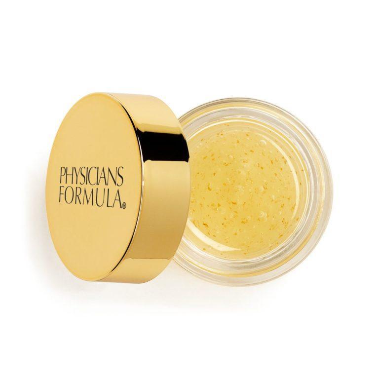 24 Karat Gold Collagen Lip Serum Open
