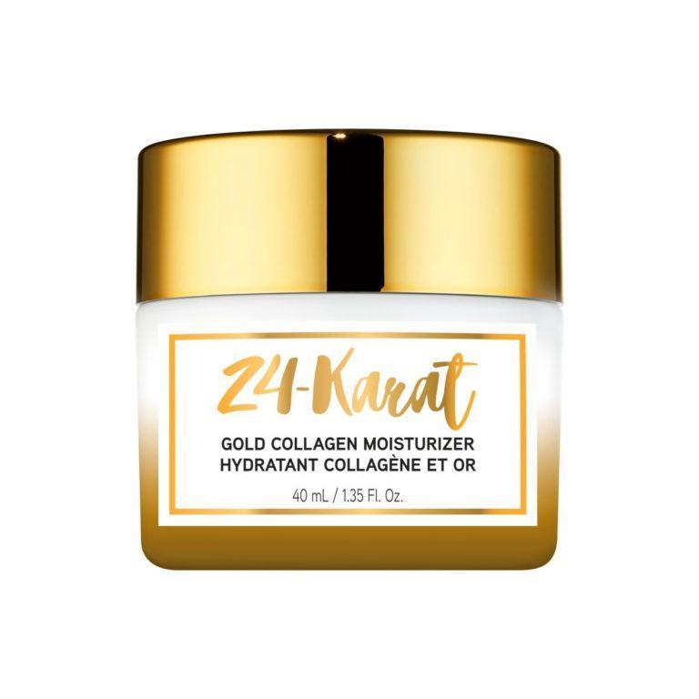 24 Karat Gold Collagen Moisturizer Closed