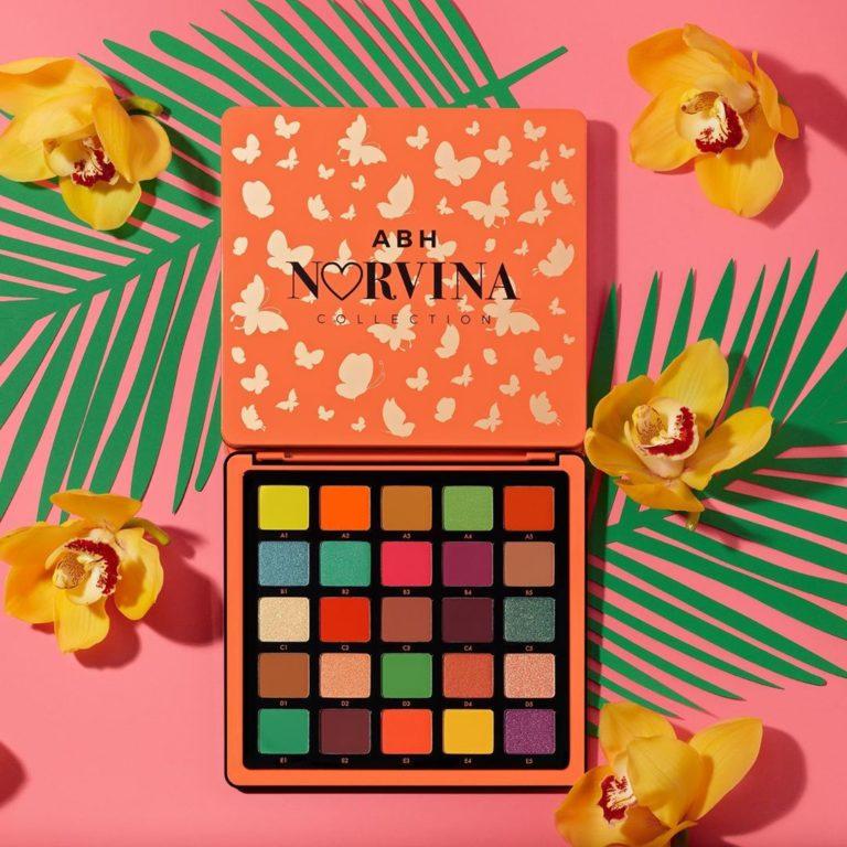 Anastasia Beverly Hills Norvina Vol. 3 Palette