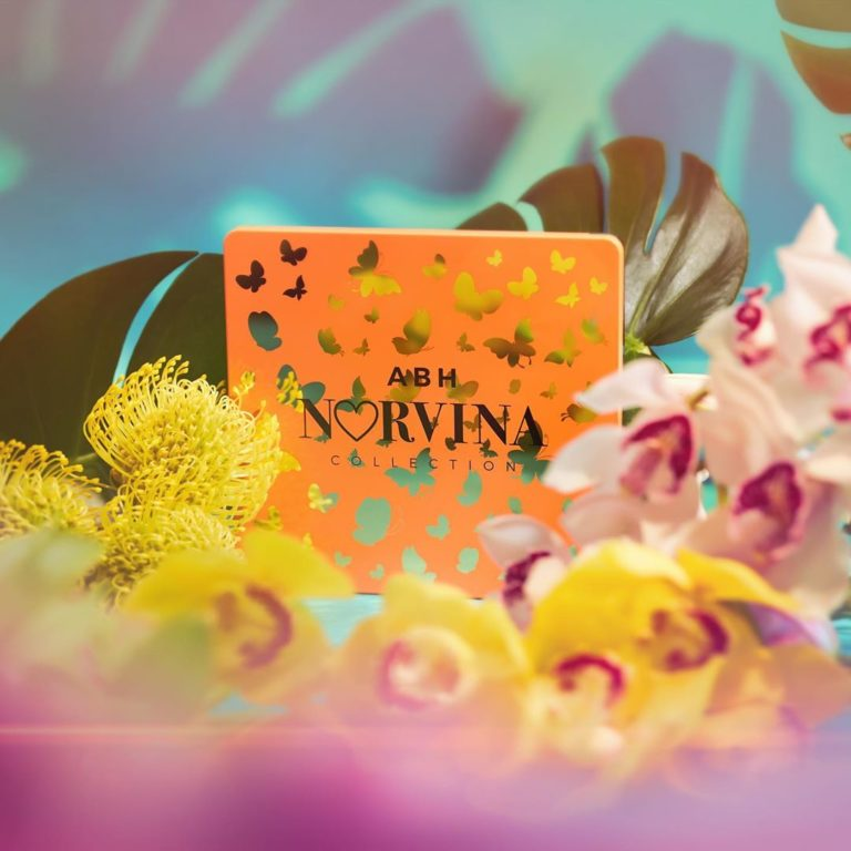 Anastasia Beverly Hills Norvina Vol. 3 Palette Cover
