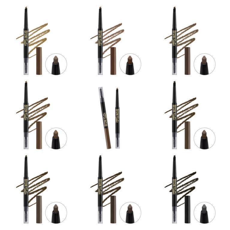 Brow Bestie Triangular Auto Pencil All Shades
