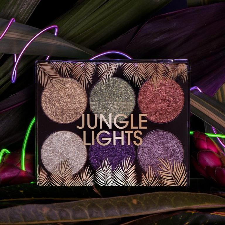 Flower Beauty Jungle Lights Eyeshadow Palette Header