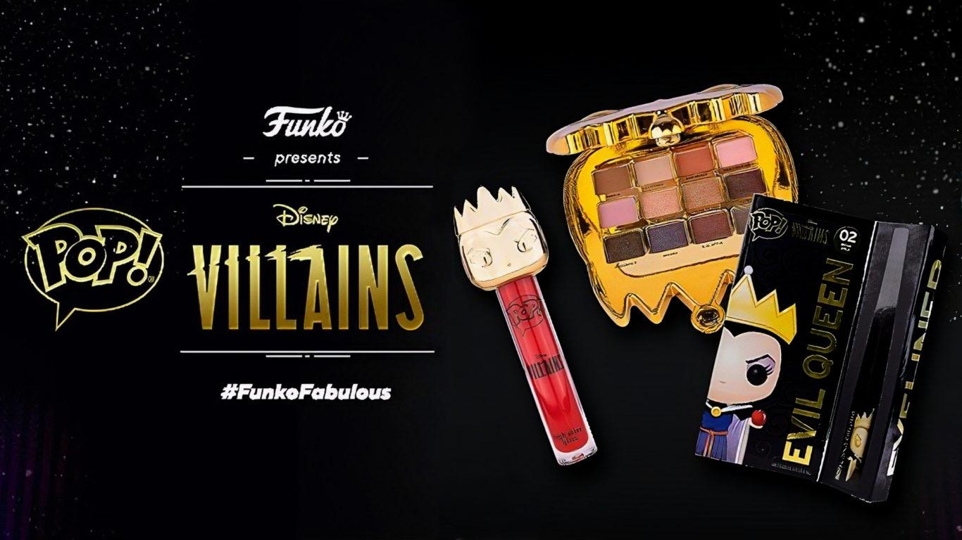 Funko Disney Villains Collection Blog Header