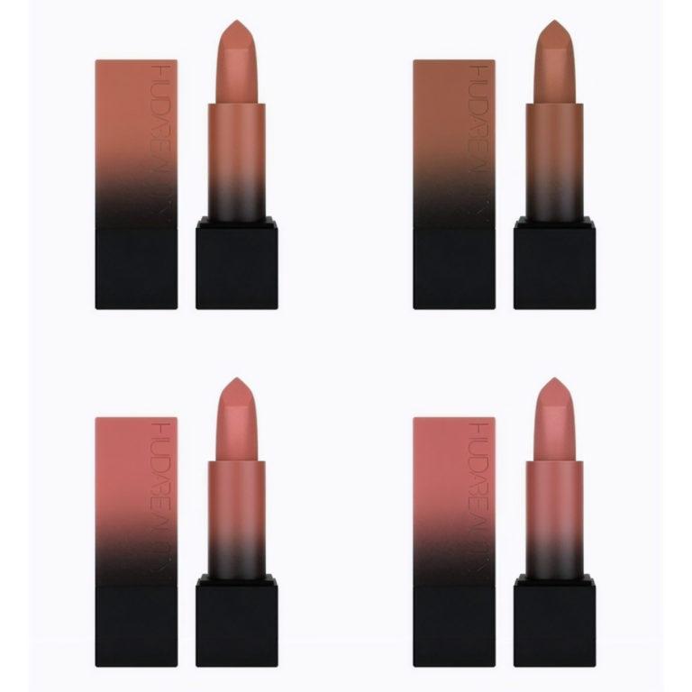Huda Beauty Power Bullet Throwbacks collection Lipsticks 1