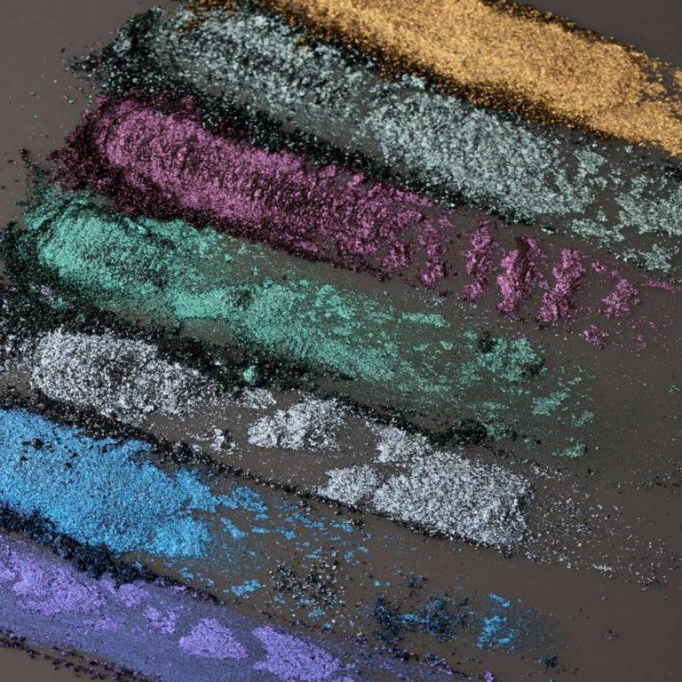 Inglot AMC Pure Pigment Eye Shadow shades