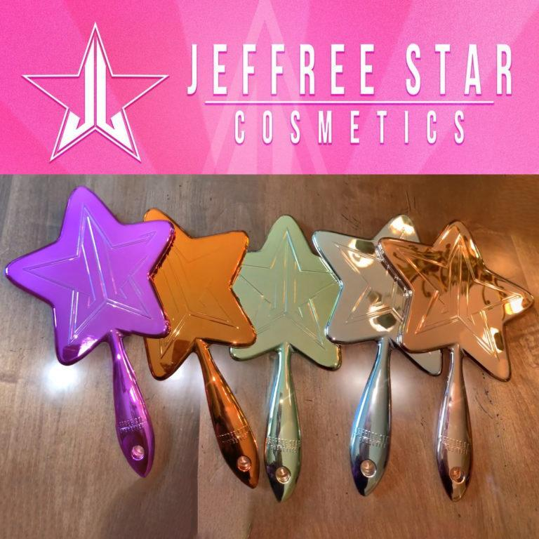 Jeffree Star Cosmetics Mirrors Header Video