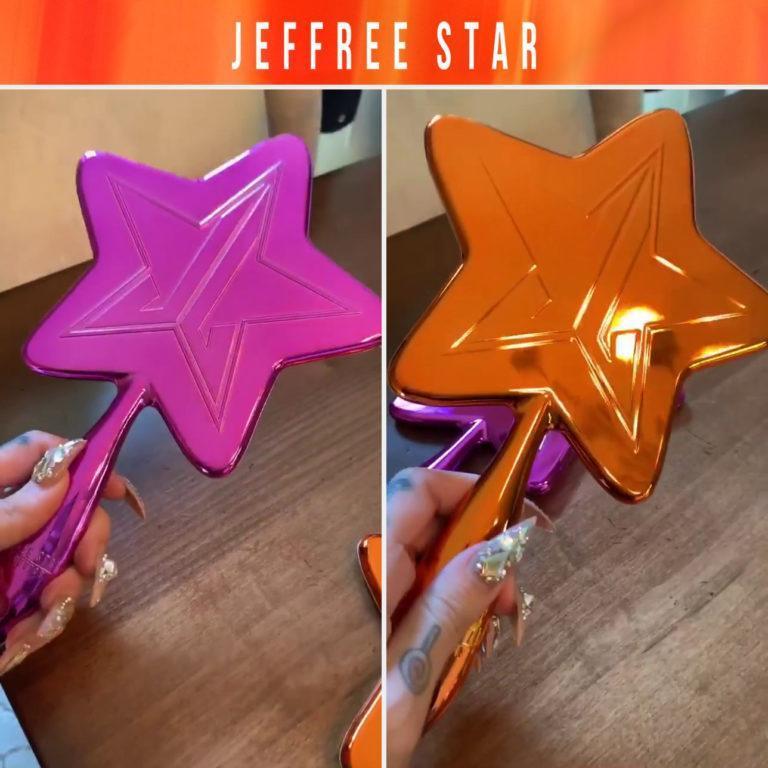 Jeffree Star Cosmetics Mirrors Purple & Orange