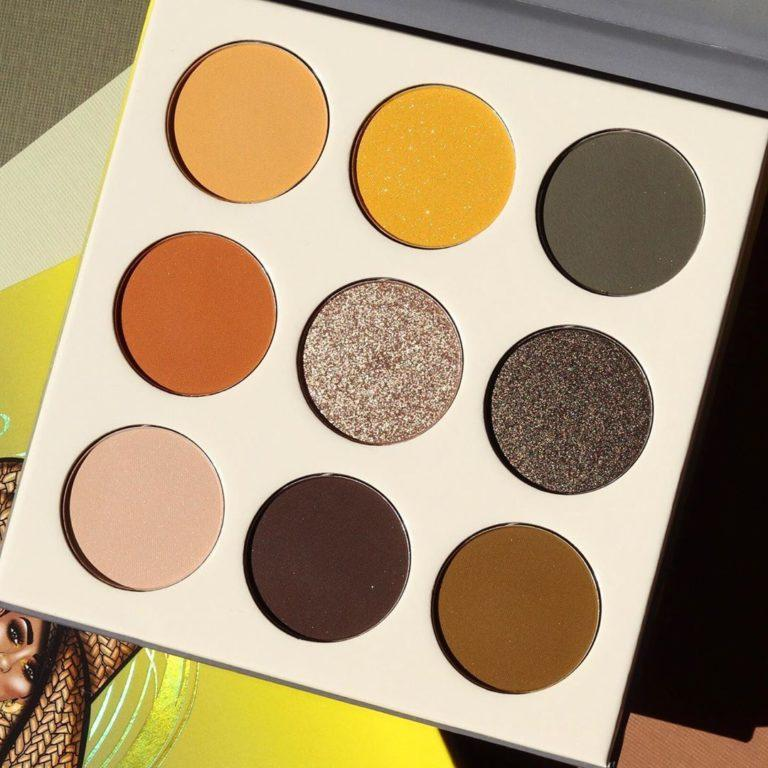 Juvias Place The Nomad Eyeshadow Palette