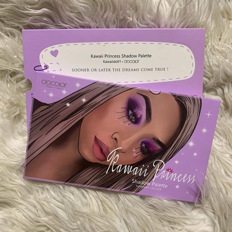 Kawaii Pincess Eyeshadow Palette Promo