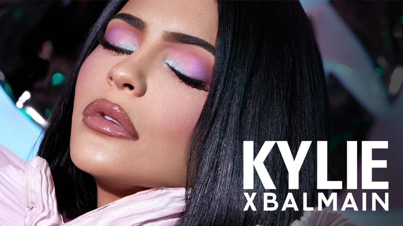 Kylie Jenner X Balmain Blog Header