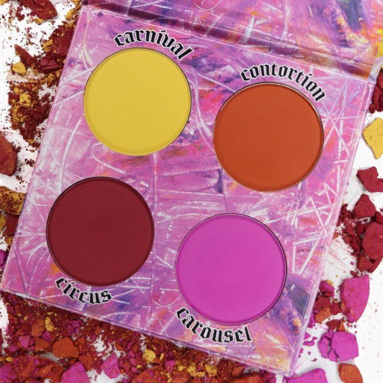 Likely Makeup Blush Palette The Clown Blush