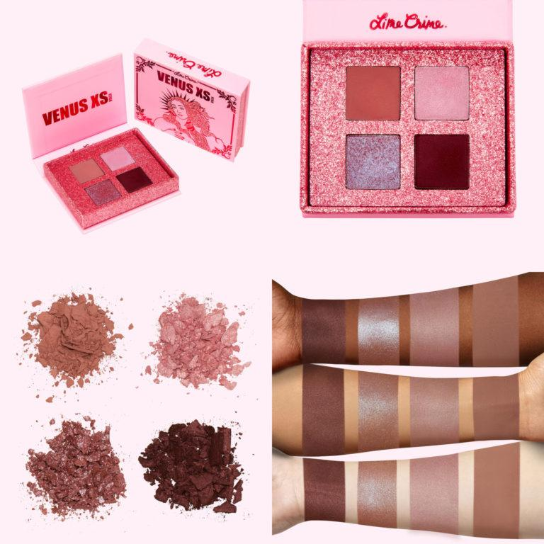 Lime Crime Holiday Venus XS Eyeshadow Palette Vixen