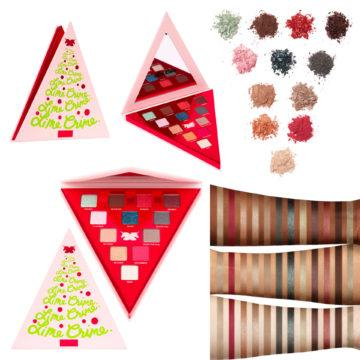 Lime Crime Holiday Winter Lights Eyeshadow Palette