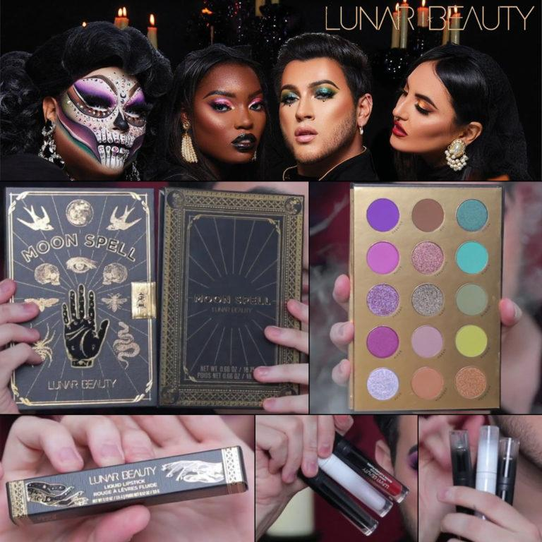 Lunar Beauty Moon Spell Collection Cover