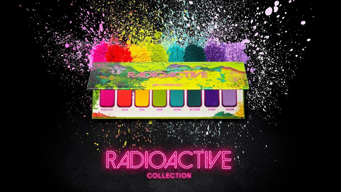 Melt Collection Radioactive Paleta