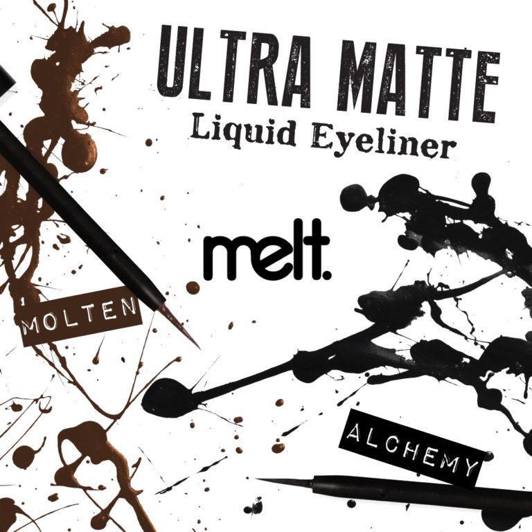 Melt Cosmetics Ultra Matte Liquid Eye Liner