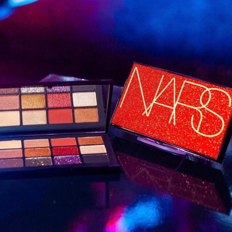 NARS Inferno Eyeshadow Palette