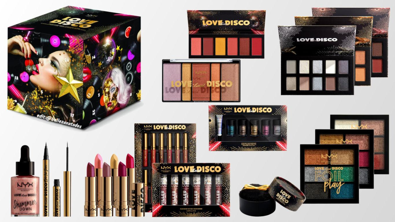 NYX Holiday 2019 Love Lust Disco Makeup Collection Blog Header TAG