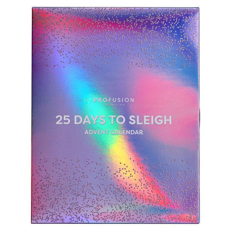Profusion 25 Days To Sleigh Advent Calendar Box