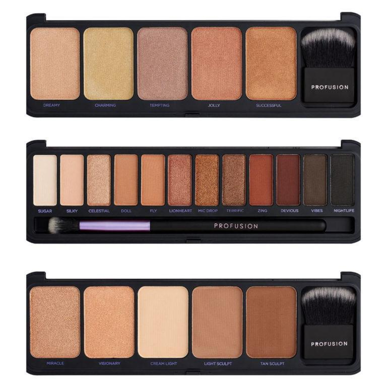Profusion Eye And Face Set