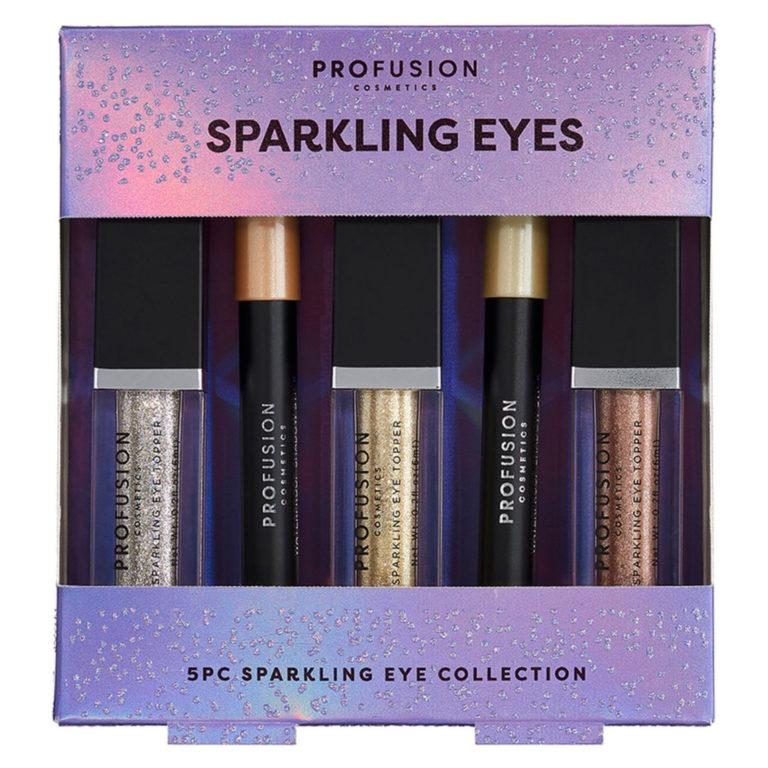 Profusion Glitter Eyes Set Box