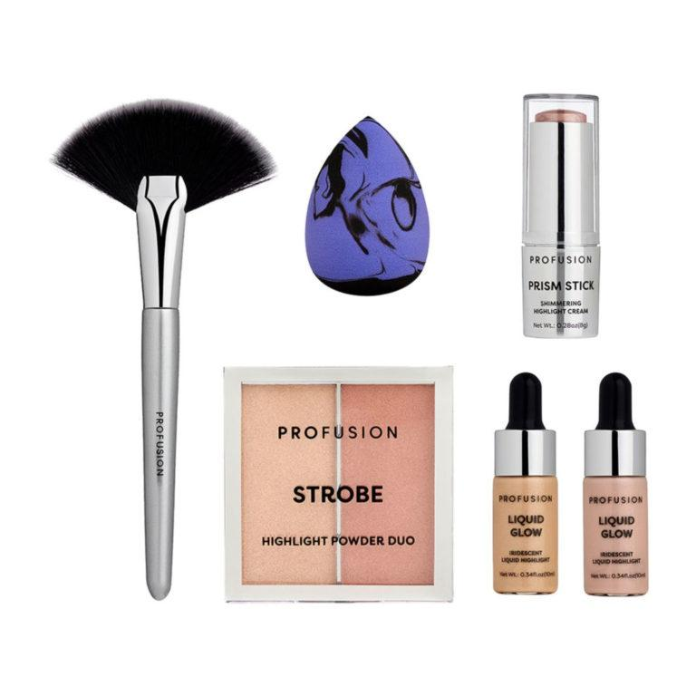 Profusion Let It Glow Highlight And Contour Set