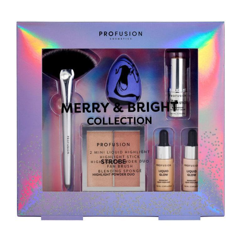 Profusion Let It Glow Highlight And Contour Set Box