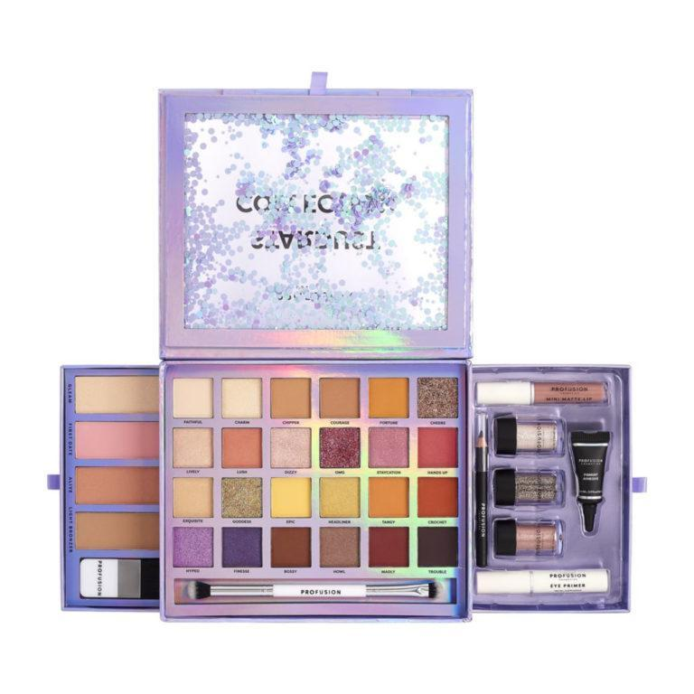 Profusion Stardust Collection Eye And Face Set
