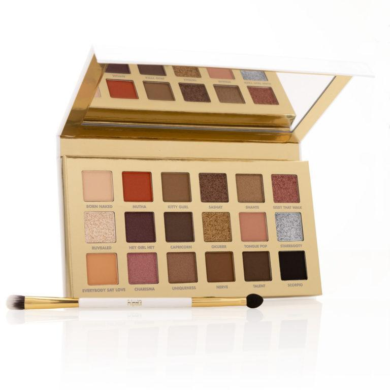 Rupaul X Mally Collection RuPalette Eyeshadow Palette