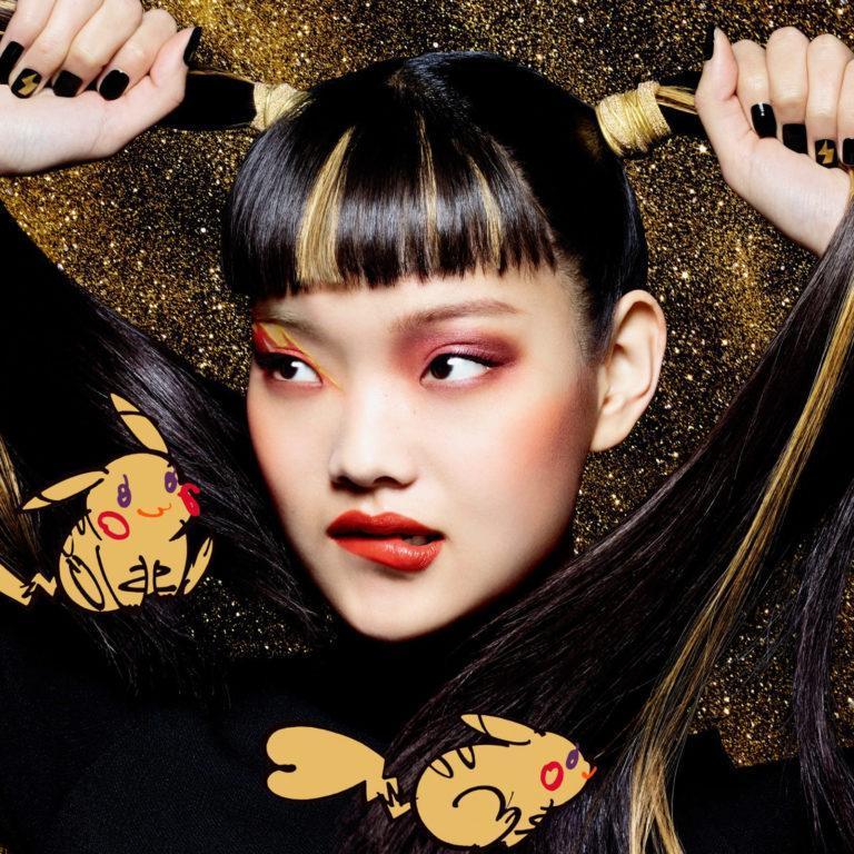 Shu uemura Pikashu Collection Promo